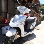 壱岐観光はどこでも配車・乗り捨ての電動バイク「イキエコ」が安くて便利!実際に使った感想は?