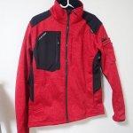 ワークマンのコーデュラユーロウォームジャケット。デザイン・価格ともに良いが重さが気になる…。