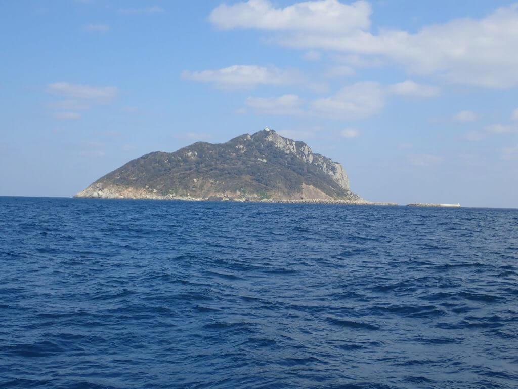 世界遺産の沖ノ島