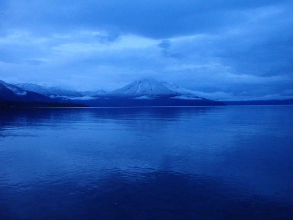 北海道の湖