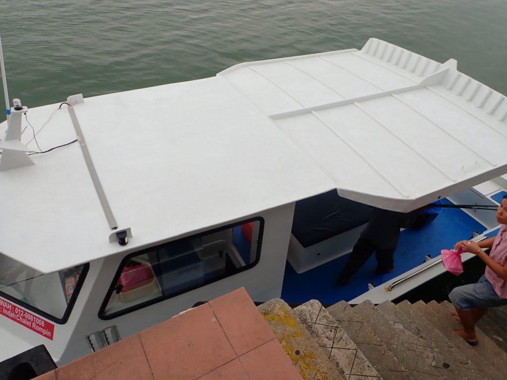 セイルフィッシュボート