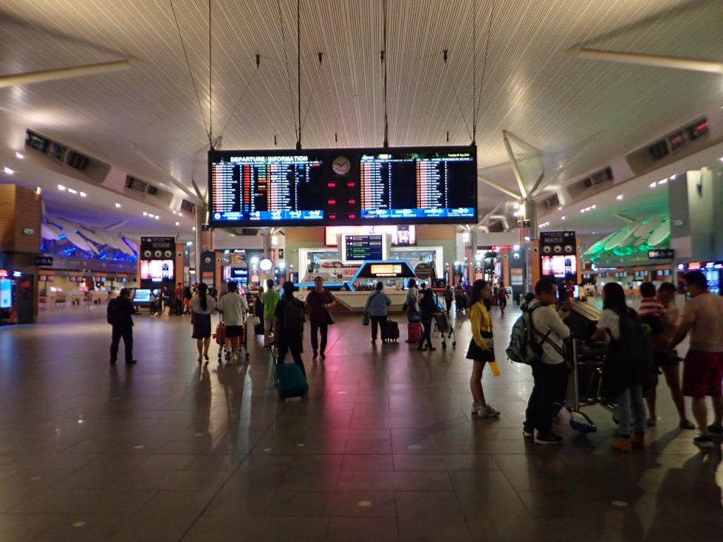 クアラルンプール空港