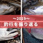 2019年のベスト釣行。念願のマレーシア・セイルフィッシュ、北海道のトラウト達…今年もラッキーな釣果でした。
