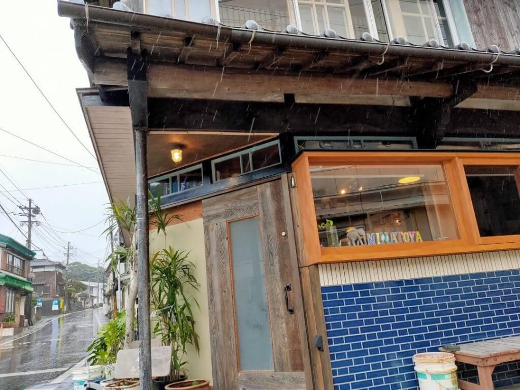 壱岐の名物ゲストハウスのみなとやゲストハウス