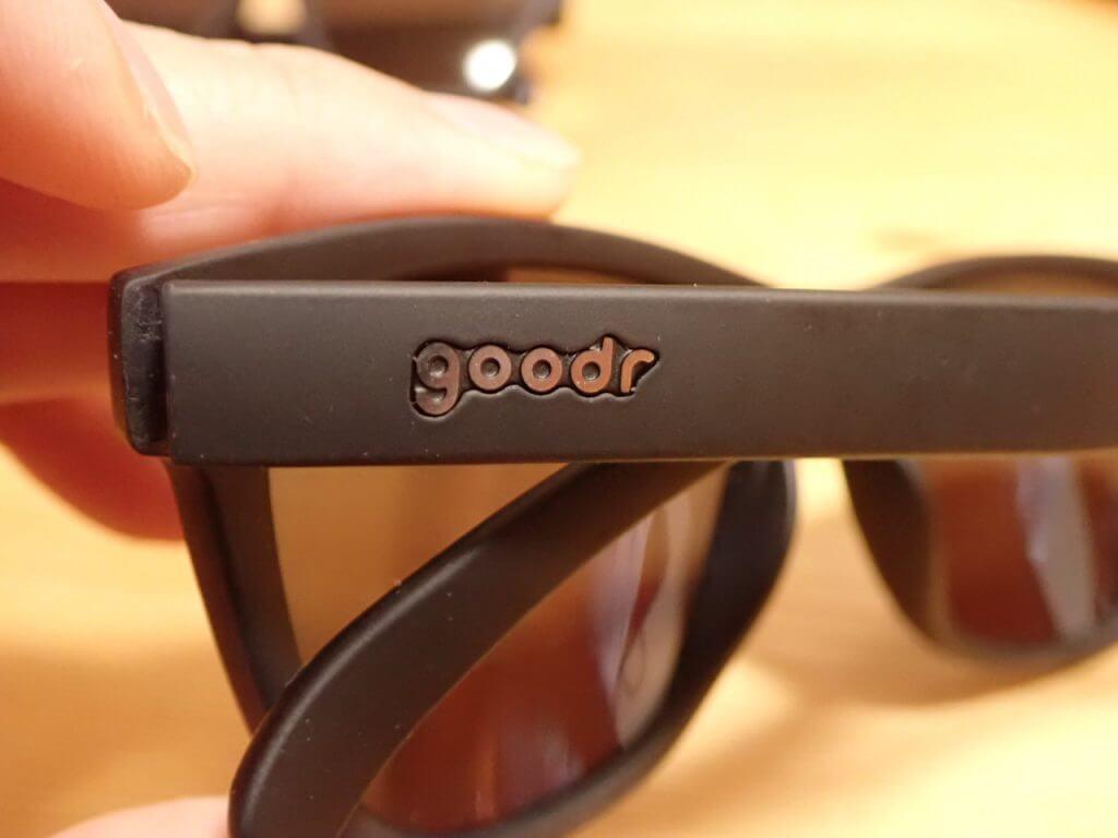 goodrのロゴ